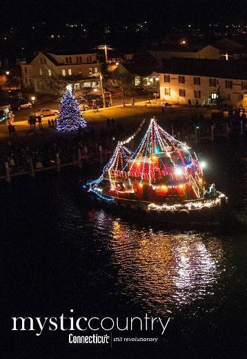 Holiday Lighted Boat Parade 2018 Photo - Click Here to See
