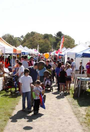 GROTON'S FALL FESTIVAL Photo - Click Here to See