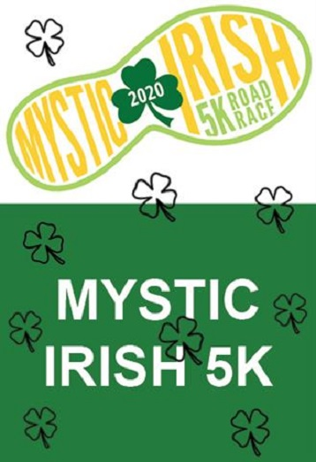 Mystic Irish 5K Road Race Photo - Click Here to See
