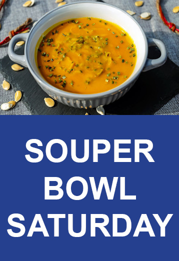 Souper Bowl Saturday Photo - Click Here to See