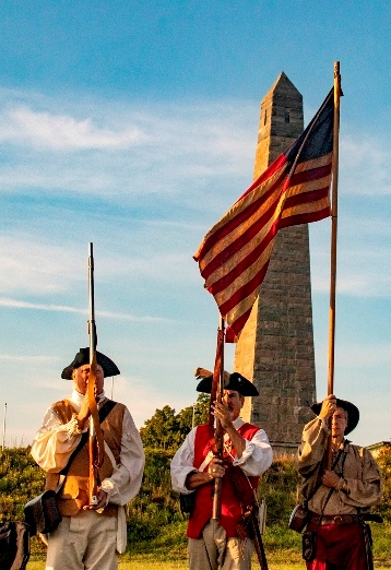 Remembrance of the Battle of Groton Heights Photo - Click Here to See